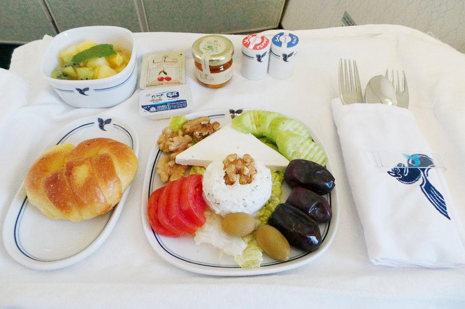 iranair-meal